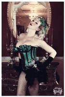 Burlesque II by artraged