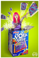 We Love Pop-Tarts by artraged