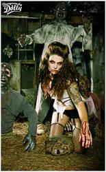 Amy Dumas by artraged