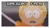 Gregory Stamp by Eiko-Comissions