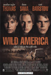 Wild America (1997) Theatrical Poster by lflan80521