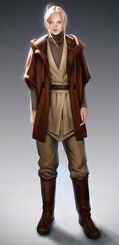 Jedi girl by mannequin-atelier