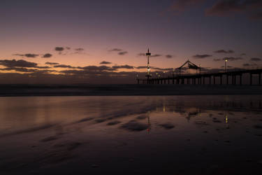 After The Sun Sets #7 - Long Exposure by DylserX