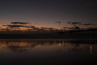 After The Sun Sets #8 - Long Exposure by DylserX