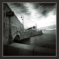 St.-Petersburg - I walked on q by Koptelov