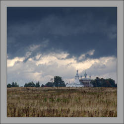 Travel across Russia by Koptelov