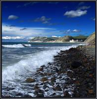 Dream sea by Koptelov