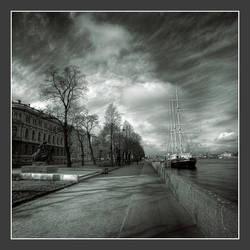St. Peterburg by Koptelov