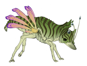 Unnamed Species by SpectralNebula
