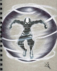 Avatar-Sketch by JosueMariscal