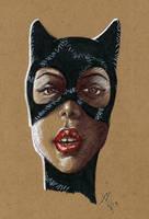 Cat Woman by JosueMariscal