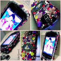 GD Lollipop themed phone case by xTHExFUNNNX