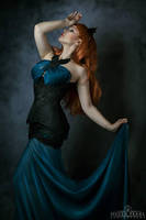 Night Swirl II by Silver-Pearl-Photo
