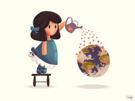 My Kawaii World ! by Orelly