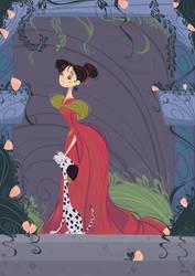 Mignonne, allons voir si la rose by Orelly