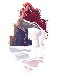 Mermaid by Orelly