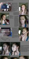 Muraki makeup tutorial by MKToxic