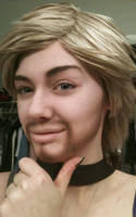 Manry makeup test by MKToxic