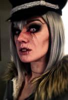 TF: Prime Megatron makeup test by MKToxic