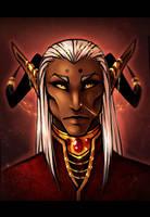 Portrait of the Emperor by MKToxic