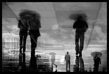 an umbrella story by zlatoEna