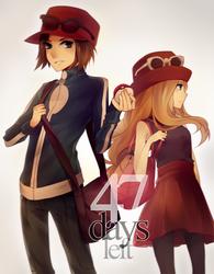 47 days left until XY by aya-mei
