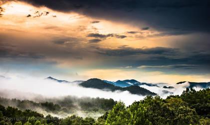 Blue Ridge Mountains by rctfan2