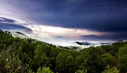 North Georgia Hills by rctfan2