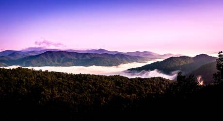 Nantahalla Overlook by rctfan2