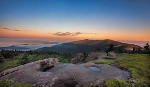 Dawn looking west by rctfan2