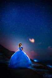 Cinderella Cosplay by DallasNagataWhite