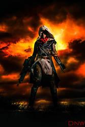 Mad Max Assassin by DallasNagataWhite