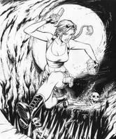 Tomb Raider by 0boywonder0