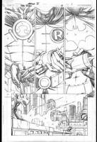 Red Robin 13 page 1 by 0boywonder0
