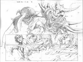 Soulfire 8 page 2-3 by 0boywonder0