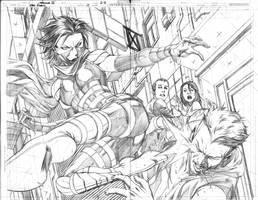 Red Robin 17 pg2-3 by 0boywonder0