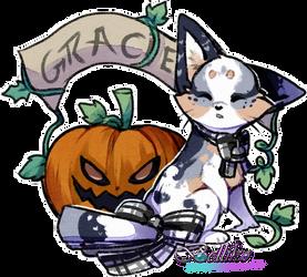 Foxfan of October! by Belliko-art