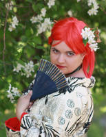 geisha by koyrusanzo