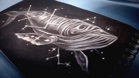 star whale by TenWalker