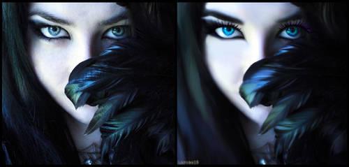 .:Blue Eye:. by lavina15