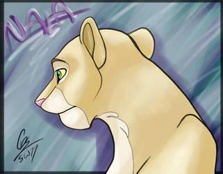 oC Nala by spiritwolf77