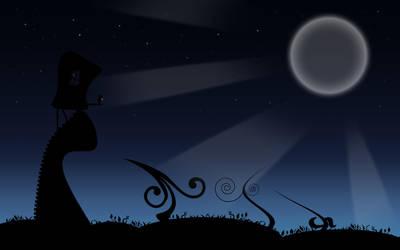 Mid-Nightlight by T-Arnold