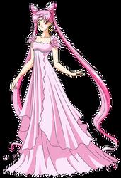 Princess Lady Serenity (Ver.1) by LadyHeinstein