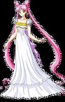 Princess Lady Serenity (Ver.2) by LadyHeinstein