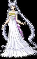 Princess Lady Serenity (Ver.3) by LadyHeinstein