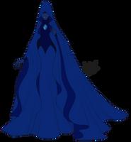 Blue Diamond (Steven Universe) by LadyHeinstein