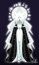 Long Live White Diamond by LadyHeinstein