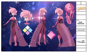 My Pink Diamond Model by LadyHeinstein