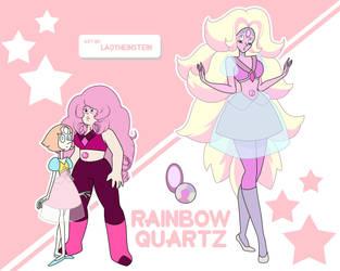 Rainbow Quartz Ancient by LadyHeinstein