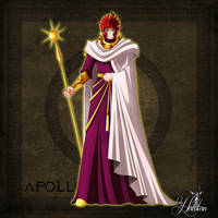 Apollo (First Design) by LadyHeinstein